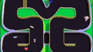 Super Sprint - All tracks