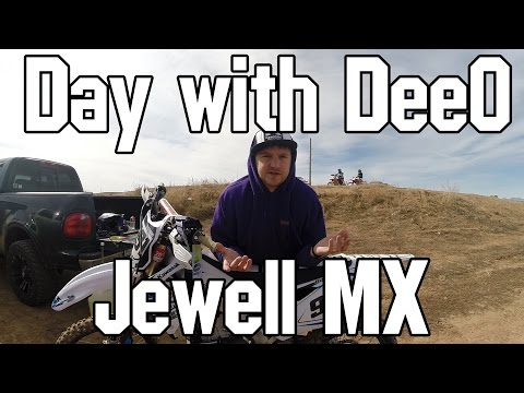 Day with DeeO at Jewell MX | 2/22/2016