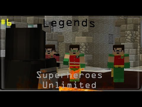 Superheroes Unlimited 6 0 Promo Episode 6 (Bat-Family Update)