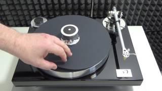 "Plattenspieler ACOUSTIC SIGNATURE ""Manfred MK2"" Schallplatten-Laufwerk"