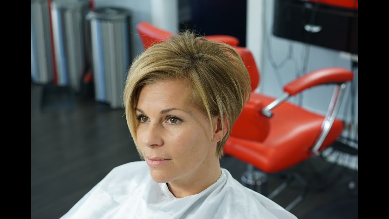 How to Cut Layers in Short Hair  LEAFtv
