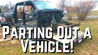What I Learned Parting Out a Vehicle