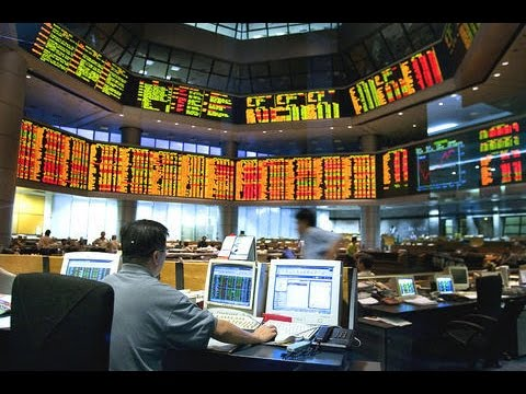 REPORTAGE FINANCE: LE BOSS, LA BOURSE ET LE BILAN (HD)