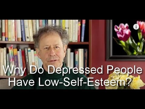 Why People With Depression People Suffer From Low Self-Esteem?