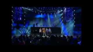 Festival de Viña 2012, Camila, Coleccionista de canciones-Todo cambio