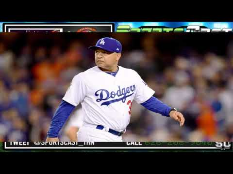 SPORTSCAST: EP 325 (PART 1) - WORLD SERIES RECAP, FIRE DAVE ROBERTS, NFL HEADLINES AND TRADES