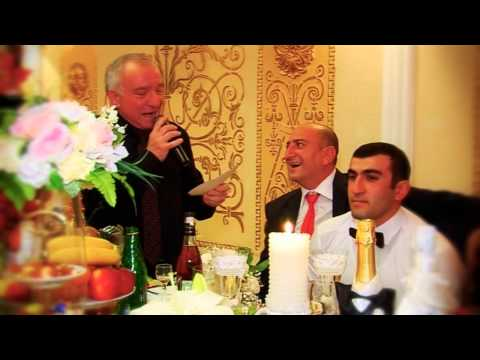 Свадебный клип г. Ставрополь ресторан Акрополь2015г.  Оператор Артур 8 905 445 18 49