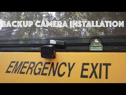 How To Install Bus Dvr Amp Cameras Mdvr Mobile Dvr Applica