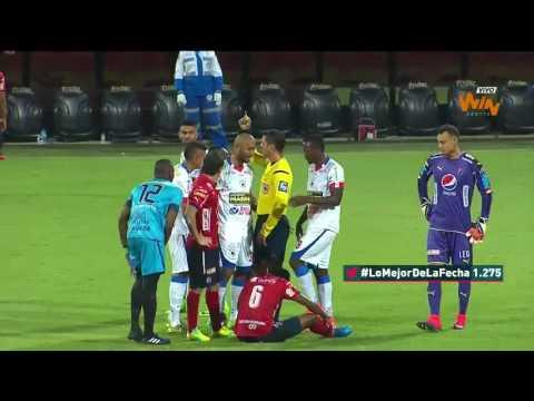 Liga Aguila 2017-I | Fecha 9 Medellín 4 - 1 Pasto | Win Sports