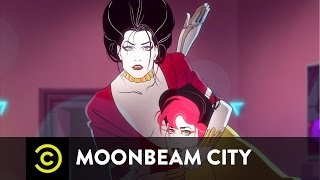 Moonbeam City - Pizzaz vs. Her Sisters and Rad vs. the Wealthy