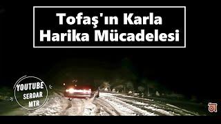 ❄️Kar Macerası Kış Lastiğinin Önemi Karda Araba Sürmek 2