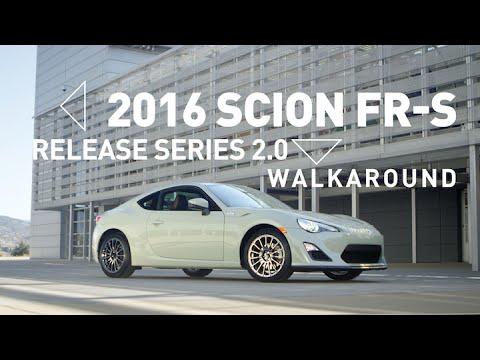 scion fr s release series 2 0 walkaround scion youtube. Black Bedroom Furniture Sets. Home Design Ideas