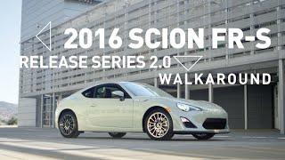 Video Scion FR-S Release Series 2.0 Walkaround (Scion) download MP3, 3GP, MP4, WEBM, AVI, FLV Maret 2018
