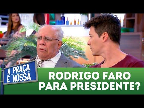João Plenário convida Faro para ser presidente | A Praça é Nossa (12/04/18)