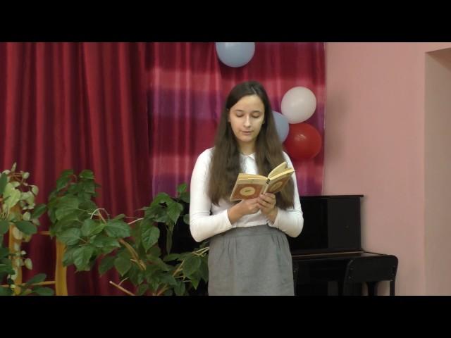 Изображение предпросмотра прочтения – ВалентинаХалдарова читает произведение «Первый ландыш» Ф.И.Тютчева