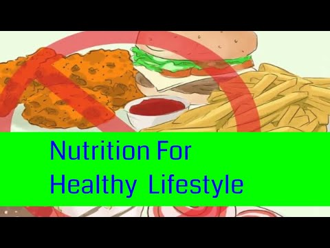 Nutrition for a Healthy Lifestyle