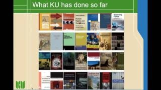 KU Select 2016 Webinar 05.10.16 by Knowledge Unlatched, co-host LYRASIS(By Knowledge Unlatched KU Select 2016 is KU's third collection of specialist scholarly books in the Humanities and Social Sciences which it hopes to make ..., 2016-10-05T17:25:33.000Z)