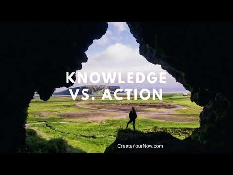 1115 Knowledge vs. Action