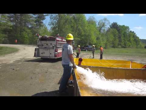 Part 7 - Rural Water Supply Drill - Wentworth, New Hampshire - May 2015