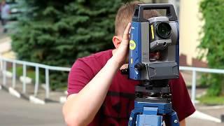 Видеообзор новой серии тахеометров SOKKIA iM
