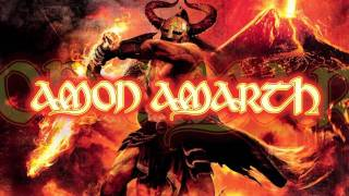Смотреть клип Amon Amarth - War Of The Gods