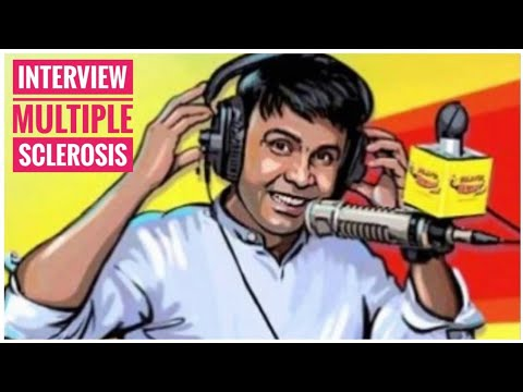Rj Naved S Interview On Multiple Sclerosis Motivational