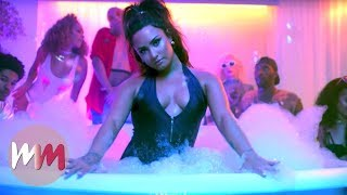 Top 10 Best Demi Lovato Music Videos