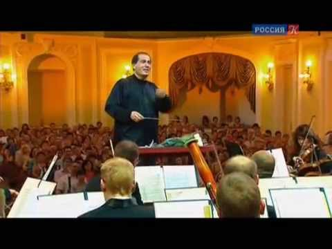 Moscow State Symphony Orchestra. Anna Polka by Johann Strauss
