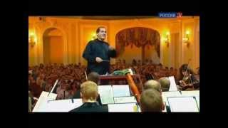 Moscow State Symphony Orchestra. Anna Polka by Johann Strauss