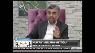 "Çay Tv – ""Kur'an'la Yüzleşme"" Programı"