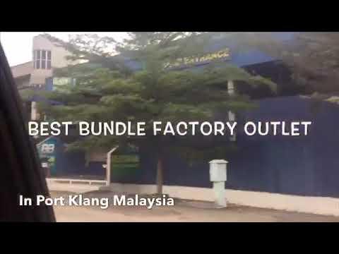 Best Bundle | Factory Outlet | Port Klang