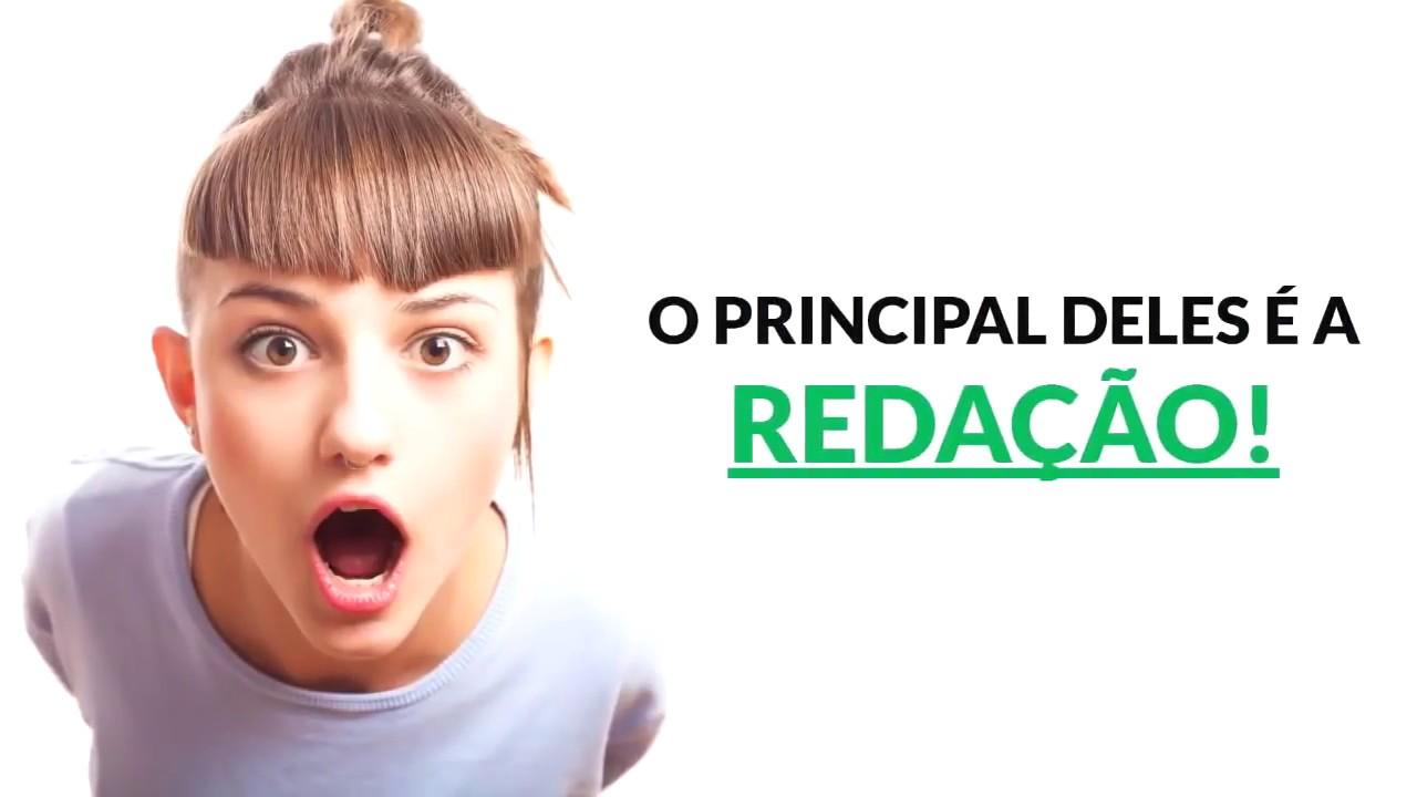 🔵 REVELADO 3 Dicas SECRETAS PARA TIRAR 800 a 1000 na REDAÇÃO DO ENEM 2019!