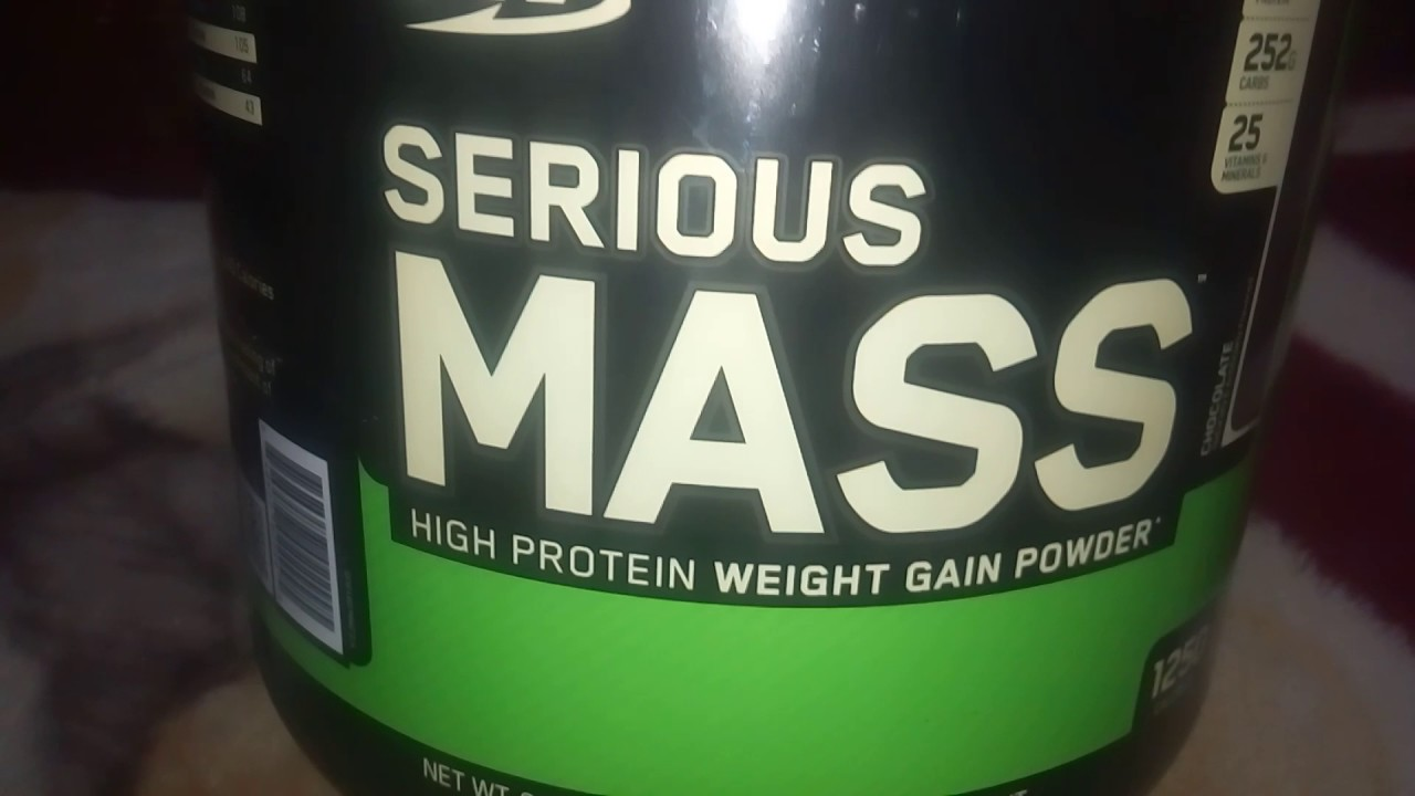 Mutant Mass Review: 14 lb Weight Gain in 10 days - The Best Weight .