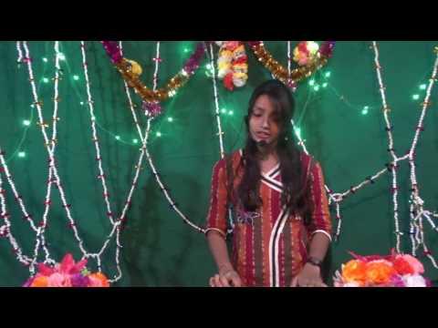 Folk song' Shoto jonomer koto sadhonai'  singer Sharmi roychowdhurt'