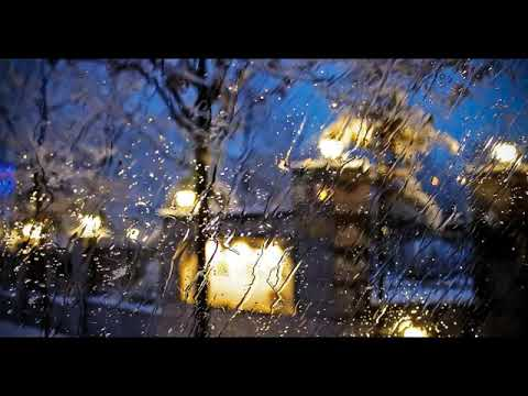 Kitap okuma müziği - Yağmur ve piyano seslerinin ahengi