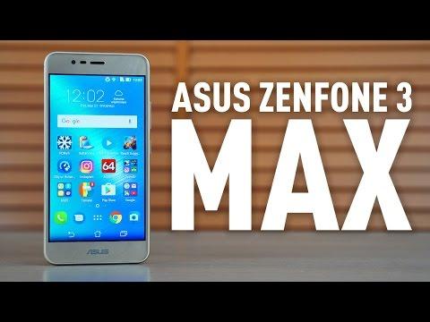 Asus Zenfone 3 Max incelemesi