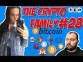 The Crypto Family #28 geld verdienen met Bitcoin altcoin Ethereum Dash litecoin