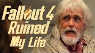 Fallout 4 Разрушил Мою Жизнь