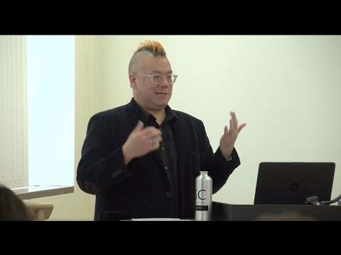 DTC 475 - Talks With Video Game Scholars: Dr. Edmond Chang