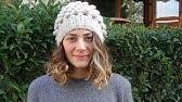 abfb2a8d5c2 Πλεκτο Σκουφακι Hello Kitty (μερος 2ο) / Hello Kitty Crochet Hat ...