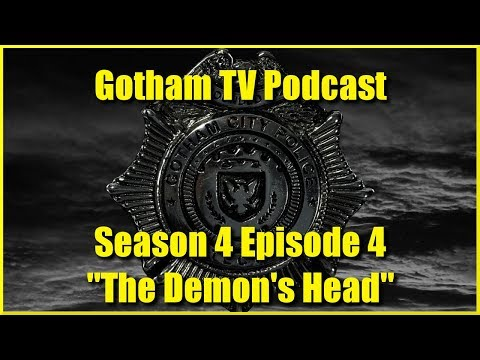 Top 5 Moments of The Demon's Head Gotham Season 4 Episode 4 by Gotham TV Podcast