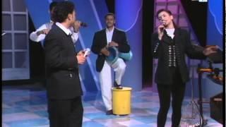 Rachid Show - رشيد شو: زينة الداودية - شاهدوا أول ظهور للداودية وعمرها 16سنة -