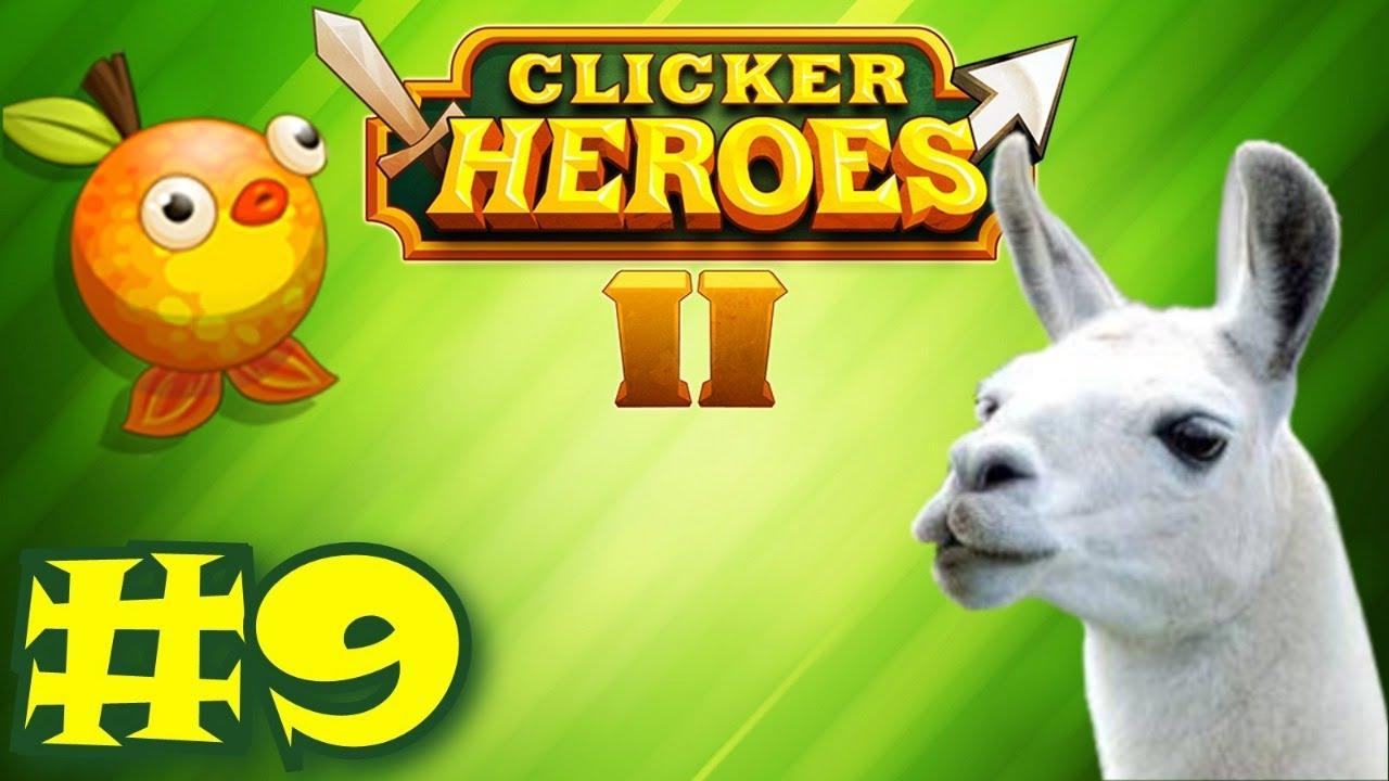 Clicker Heroes 2 #9 - LIVESTREAM!