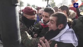 رغم الاحتجاجات.. البرلمان اللبناني يمنح الثقة للحكومة الجديدة (11/2/2020)