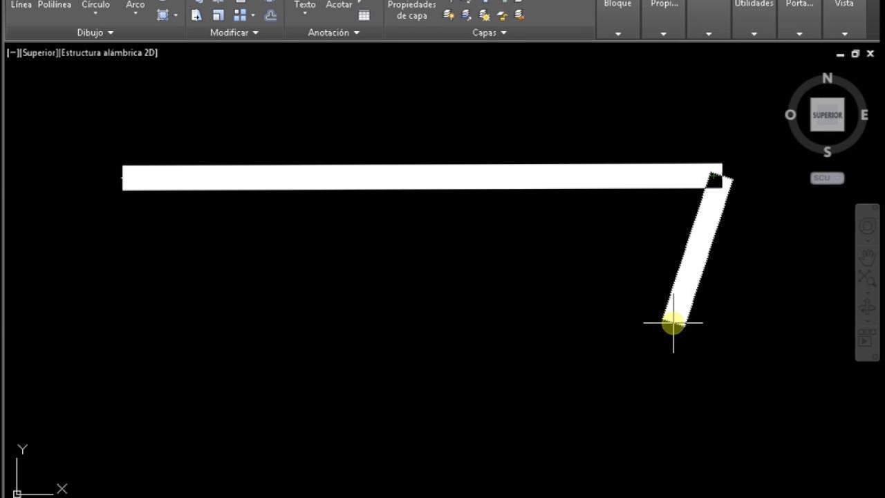Cómo configurar grosores de la línea en AutoCAD