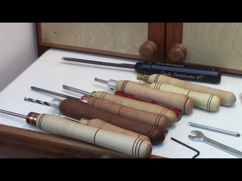 How to Make Small Round Lathe Tools Pt 3 of 3