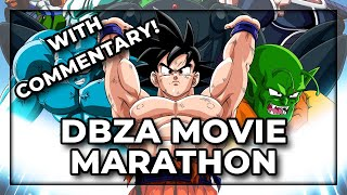 DBZA Movie Marathon w/Director Commentary