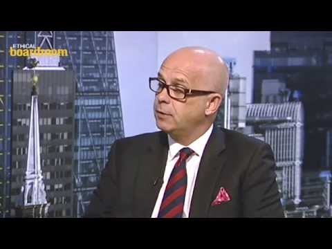 Andrew Smith CEO of RAK Insurance   Ethical Boardroom