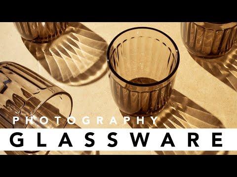 GLASSWARE // Valokuvaus