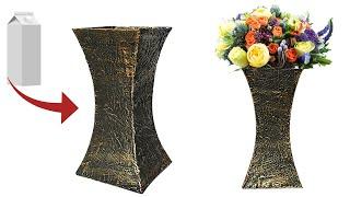 как сделать вазу из металла